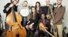 Koncert med Café Central - de internationale jazzmusikere