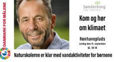 Rønhave Plads: Hør Michael Jarnvigs oplæg om klimaet