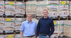 Fr. Petersens Maskinfabrik får støtte til effektivisering af teglværksindustrien