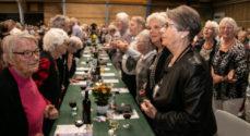 1100 til bords til Frivilligfesten - politikere og kommune-ansatte serverer