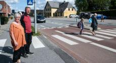 Arbejdsgruppe vil ha' bilerne til at køre langsommere gennem Adsbøl