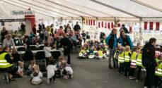 Børnenes dag på Gråsten Æblefestival