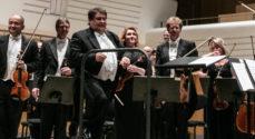Billeder: Sæsonens første koncert