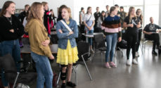 Skoleelever skal gøre Sønderborg til Verdens bedste og mest klimarigtige by
