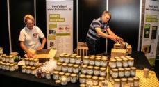 Billeder: Food Festival tæt på at være klar til alle gæsterne