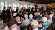 Billeder: 100 års jubilæum fejres for fuld musik