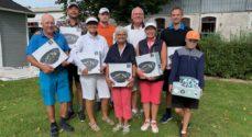 Golf: Klubmestrene i slagspil er fundet