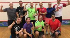 Sønderborg Squash Club havde besøg af landstræner David McAlpine