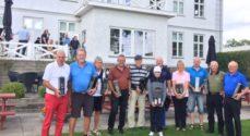 Golf: Sponsor- og hjælperturnering