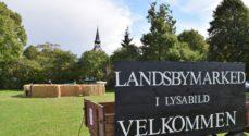 Der er snart landsbymarked i Lysabild