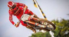 Motocross: Mads Sjøholm gi'r den gas i jagten på en guldmedalje