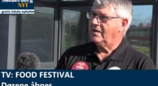 TV: Food Festival – dørene åbnes