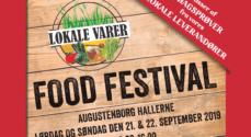 Food Festival: Her kan du smage på pølser fra Holm og gin fra Sydals