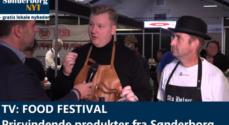 TV: Food Festival – prisvindende produkter fra Sønderborg
