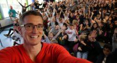 Jesper Sehested fortæller om et liv som ordblind