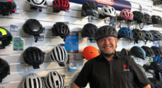 Hvis uheldet sker giver Fri BikeShop i Sønderborg tilskud til din næste hjelm