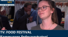 TV: Food Festival – Kommunens fødevarestrategi