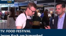 TV: Food Festival – Jesper Kock om kræsenhed