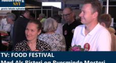 TV: Food Festival – mød Als Risteri og Ryesminde Mosteri