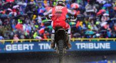 Thomas Kjer Olsen blev bedste kører ved landsholds-VM i motocross