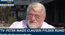 TV: Peter Mads Clausen fylder rundt – fødselsdagsportræt