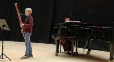 Musikskolen: Koncert med klaver, guitar og - ikke mindst - fagot