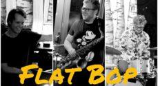 Den 19. september kan du høre Flat Bob spille i MultiKulturhuset
