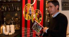 Nord-Als Boldklub præsenterede Jubilæumsbogen