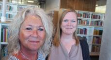 Bibliotekarer tager rundt og fortæller om deres yndlingsbøger