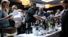 Hygge og afslappet stemning på Hr. Jessens Vinfestival