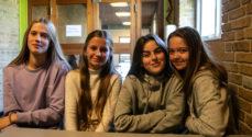 Elever fra Sønderskov-Skolen gør Sønderborg til Verdens bedste by