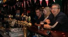 Handicappede nyder deres disko-aften i Penny Lane