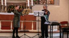 Billeder: Jubilæum i Sct. Marie Kirke