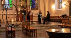 Junior Ferreira fejrede 25 år på Musikskolen og 30 år i Danmark