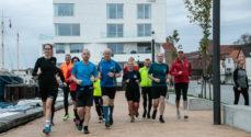 Sønderborg Runners har haft gang i løbesko og venskaber i tæt på to år