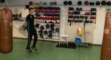 Sønderborg Amatør Bokseklub sendte tre til boksestævne hvor 372 andre boksere også var med