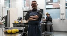 Yves Matter Lindén - Hotel Alsiks glade køkkenchef