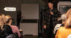 Comedy-aften i Det Sønderjyske Køkken