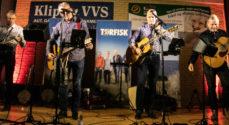 Underholdende og supersjov Tørfisk-koncert