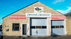 Kom og se Universal Autoservices nye værksted i Sjællandsgade