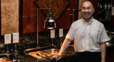 Restaurant Djengis Khan Mongolian Barbeque fejrer fødselsdag