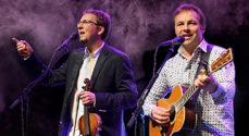 Simon & Garfunkel Revival Band i Koncertsalen