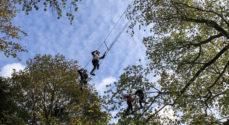 Adventure Race: 300 unge til lands, til vands og i luften