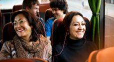 Flixbus sætter ekstra busser ind i hele efterårsferien