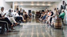 Herligt modeshow i Destilleriet Als i Høruphav