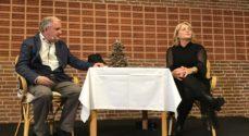 Se Brecklings Bogcafé med Sara Blædel