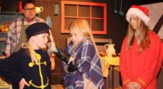 Dukkespil og Juleforestilling i Det Lille Teater