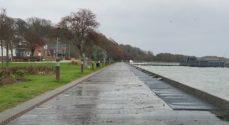 Kommunen har sikret Strandpromenaden