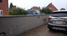 Sølvgrå Mazda stjålet i Adsbøl
