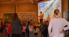 Slummen fra Bagladesh rykkede ind i Dybbøl-Skolen